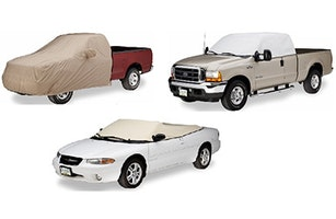 Partial Vehicle Covers