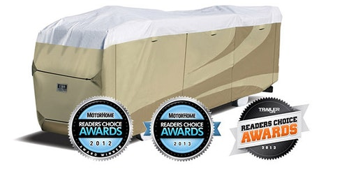 RV Cover Trailer Life and Motorhome Magazine Awards