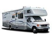 RV Motorhome Windshield Cover