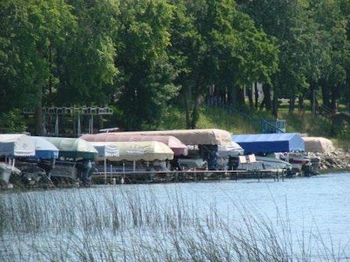 Shoretex Boat Canopy Lift Covers
