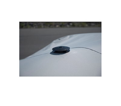 Boat Cover Vented Support Pole