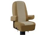 RV Captain Seat Cover
