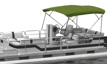 Green Pontoon Bimini Tops  sc 1 st  CoverQuest & Sun Tracker Pontoon Boat Covers Bimini Tops u0026 Accessories ...
