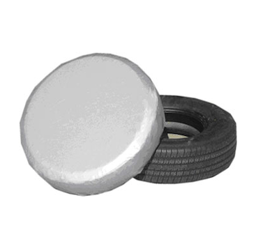 Carver Boat Trailer Spare Tire Covers