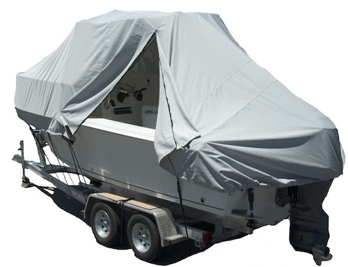 Carver Industries Dual Entry Hard Top Boat Covers