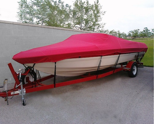 BOAT COVER Chaparral Boats 186 SSi 2000 2001 2002 2003 TRAILERABLE