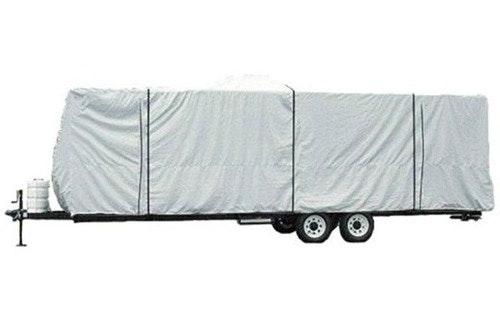 Carver Travel Trailer Covers in 8-oz. Performance Poly-guard