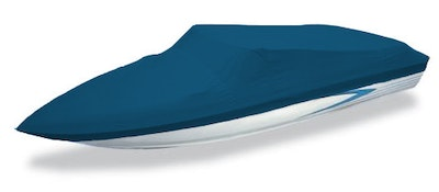 CoverQuest Navy Blue Boat Cover