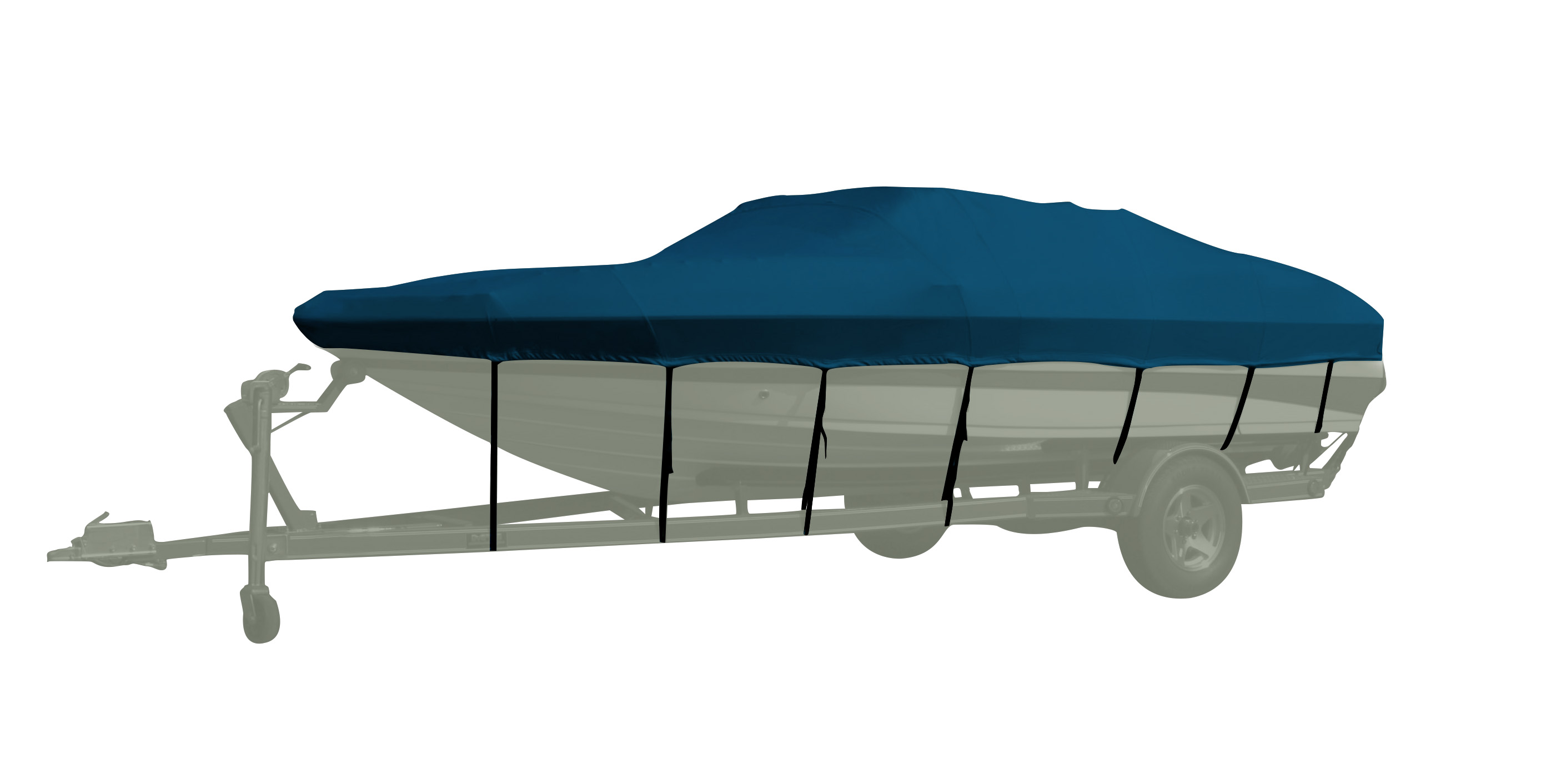 TRAILERABLE BOAT COVER   GLASTRON 235 GX I//O 2004  2005 Great Quality