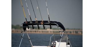 Bimini Top Rod Holder-Rocket Launchers