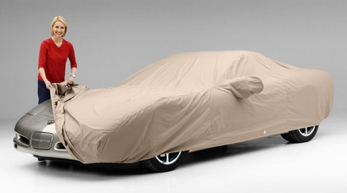 Removing Your Covercraft Car Cover