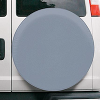 RV Spare Tire Cover