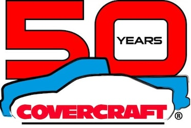 Covercraft Car Covers Logo (50 Years)