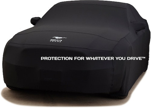 Custom Mustang Car Cover
