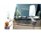 Tyvek Mirror and Wiper Blade Covers