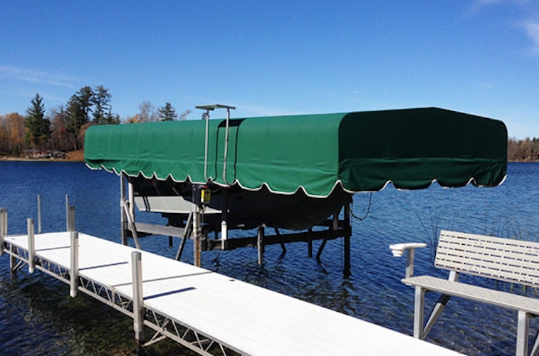 Replacement Canopies For Boat Lift Canopy Frames Coverquest