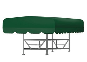 Floe Boat Lift Canopy Covers Shoretex Covers Coverquest