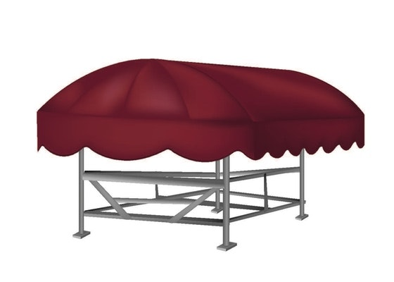 Newmans Boat Lift Canopy Covers  sc 1 st  CoverQuest & Newman Boat Lift Canopy Covers