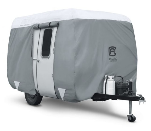 Molded Travel Trailer Cover by Classic Accessories